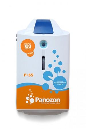 Ozônio - Panozon P+55 - Piscinas de até 55.000 litros