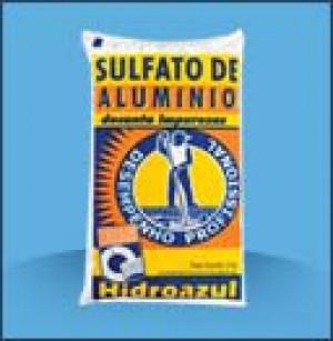 Sulfato de Alumínio Hidroazul - 2 Kg